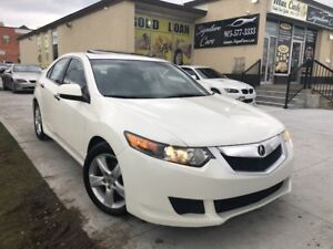 2009 Acura TSX-  ***LOW LOW KMS*** PREMIUM PKG **PRICED TO SELL*