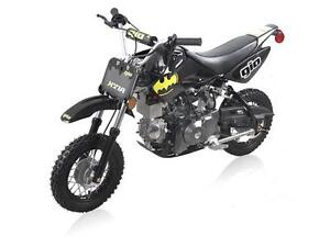 NEW GIO 70CC DIRT BIKES