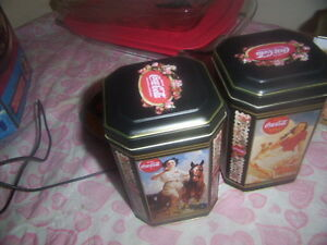 collectible tin containers coca-cola Kingston Kingston Area image 7