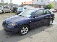 2005 Mazda MAZDA3 (GARANTIE 2 ANS INCLUS) GS