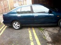 Nissan Primera 1.8 clean car for year £295