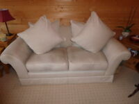 LAURA ASHLEY LARGE TWO-SEATER SOFA