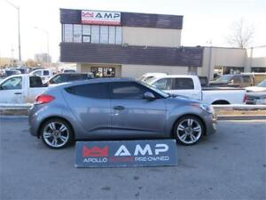 2012 Hyundai Veloster COLD INTAKE  MANUAL BTOOTH RIMS SUNROOF