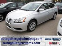 2014 Nissan Sentra S *Only 9,417kms*
