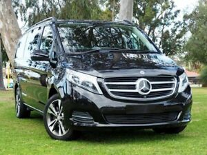 2017 Mercedes-Benz V-Class 447 V250 d 7G-Tronic + Avantgarde Black 7 Speed Sports Automatic Wagon Myaree Melville Area Preview