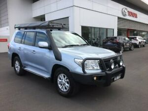 2012 Toyota Landcruiser VDJ200R MY12 GXL (4x4) Shimmer 6 Speed Automatic Wagon Sale Wellington Area Preview