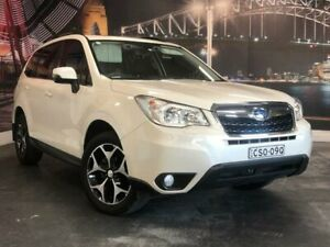 2014 Subaru Forester S4 2.5I-S White Prospect Blacktown Area Preview