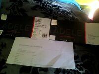Adele Ticket Wembley