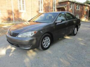 2005 Toyota Camry LE + AUTOMATIC + STUDENT SPECIAL PRICE!