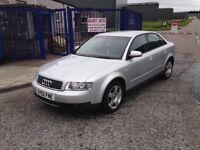 Audi a4 sale or swap