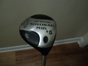 Callaway Steelhead Plus 5wood