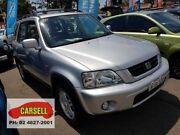 2000 Honda CR-V Sport Silver Automatic Wagon Campbelltown Campbelltown Area Preview