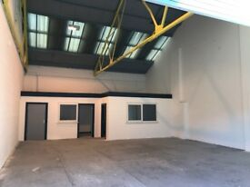 Fantastic Renovated Light industrial unit