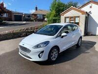 Ford, FIESTA, Hatchback, 2018, Manual, 1084 (cc), 3 doors. Excellent Condition