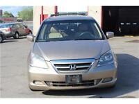 2005 Honda Odyssey EX-L & DVD
