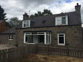 ***UNDER OFFER*** NEWLY RENOVATED DATACHED COTTAGE - INVERURIE TOWN CENTRE
