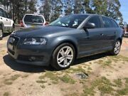 2009 Audi A3 8P MY09 TFSI Ambition Grey Sports Automatic Dual Clutch Hatchback South Nowra Nowra-Bomaderry Preview
