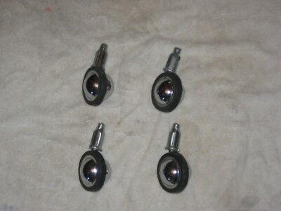 4 Shepherd 3 Ball Caster Urathane Wheels 78 Grip Ring Stem 8 Available