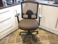 New Influx Task Mesh Chair