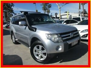 2007 Mitsubishi Pajero NS VR-X Silver 5 Speed Automatic Wagon North Parramatta Parramatta Area Preview