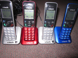 Home Phones - VTech Cell-Connect Phone Systems - on Choice Kitchener / Waterloo Kitchener Area image 7