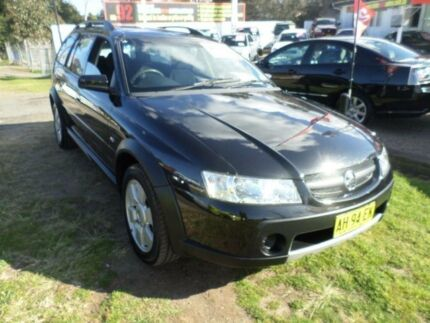 2006 Holden Adventra VZ MY06 CX6 Black 5 Speed Automatic Wagon Sylvania Sutherland Area Preview