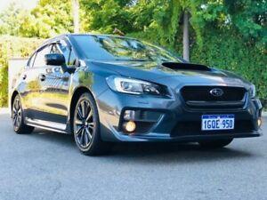 2015 Subaru WRX MY15 Premium (AWD) Grey 6 Speed Manual Sedan