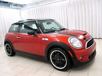 2011 MINI Cooper S TURBO w/ SPORT, TECHNOLOGY PACKAGE & MOONROOF