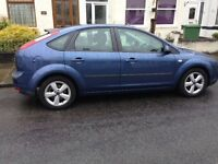Ford Focus tdci very reliable 12mth MOT