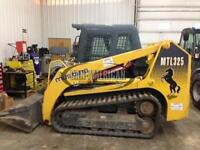 2011 MUSTANG MTL325 SKID STEER LOADER