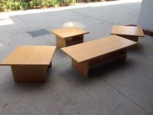 Coffee Tables - Quality American Oak - 4 for sale Beaumaris Bayside Area Preview