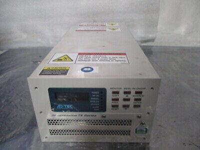 AD-TEC TX10-F090-09-J RF Generator, TX Series, 1000W, 452796 ADTEC