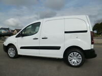 Citroen Berlingo 850 ENTERPRISE L1 HDI (white) 2015-03-20