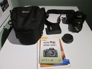 Canon EOS Rebel xs Kitchener / Waterloo Kitchener Area image 3