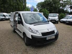 2014 Peugeot Expert 1.6HDi 90 L2 H1 NO VAT LWB 80000 MILES GUARANTEED