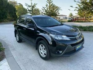 TOYOTA RAV4 GX AUTOMATIC SUV AWD MY15 5 DOOR HATCH IN BLACK MICA DUCO Biggera Waters Gold Coast City Preview