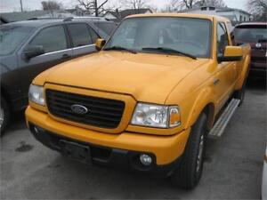 2008 Ford Ranger XL BASE COOL YELLOW CERTIFIED PRICE