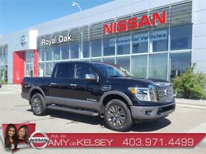 2017 Nissan Titan Platinum Reserve SAVE!! LOADED WITH OPTIONS