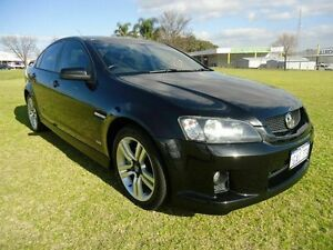 2007 Holden Commodore VE SS Black 6 Speed Manual Sedan Embleton Bayswater Area Preview