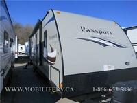 **CLEARANCE! **LIGHTWEIGHT! **COUPLES+! *TRAVEL TRAILER FOR SALE