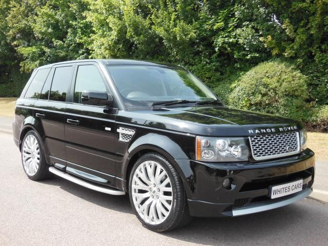 2006 06 range rover sport 2 7 tdv6 hse 2012 autobiography body kit stunning in harlow. Black Bedroom Furniture Sets. Home Design Ideas