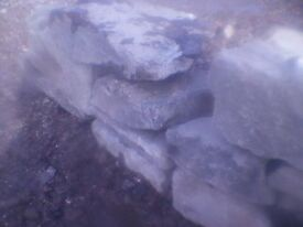 Good quality reclaimed building stone for sale