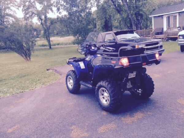 Used 2007 Polaris Polaris Sportsman X2 500 H0 EFI