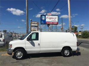 2011 Ford E150 E250 Econoline Cargo Van Commercial