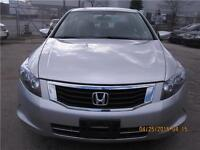 2010 Honda Accord Sedan LX ACCIDENT FREE 5 speed manual NAVI