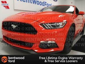 2016 Ford Mustang 6-SPD manual mustang, race red, red accents al