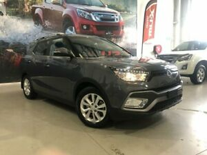 2019 Ssangyong Tivoli XLV X100 ELX 2WD Techno Grey 6 Speed Sports Automatic Wagon Rockingham Rockingham Area Preview