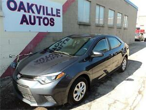 2014 Toyota Corolla CE-bluetooth-24000KM only