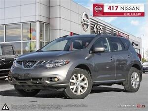 2012 Nissan Murano SL (CVT) // PANORAMIC ROOF // LOADED //