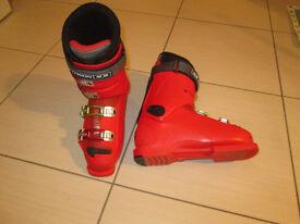 Mens Salomon ski boots